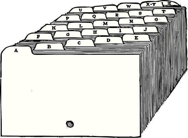 Repositório digital centralizador de informações