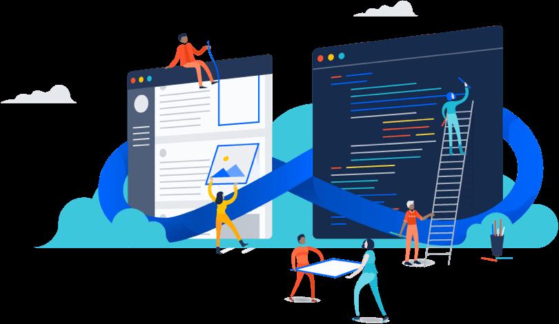construtores de páginas de websites